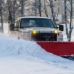 Snow Plowing Uxbridge