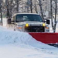 Snow Plowing Uxbridge